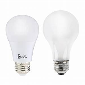 Led 10 Watt : a19 led globe bulb 10 watt dimmable super bright leds ~ Watch28wear.com Haus und Dekorationen