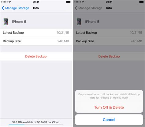 deleting photos from iphone how to delete iphone backups