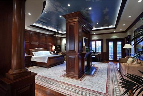 Bedrooms  Creating Luxurious Master Bedrooms With Limited