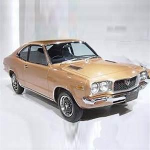 Mazda Rx-2 Repair Manual 1970-1978