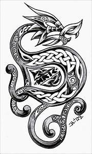 norse knotwork designs wolf | World's Most Popular Tattoo ...