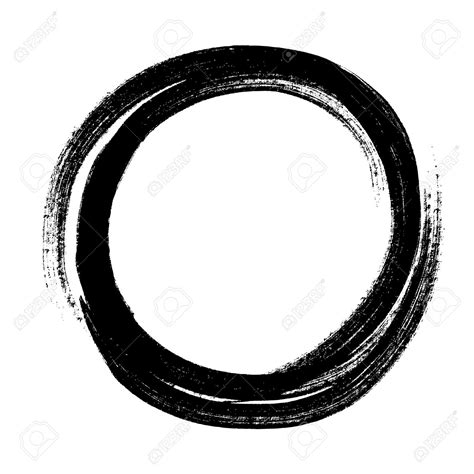 Abstract Black Circle by Abstract Circle Clipart Explore Pictures