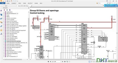 volvo md2030 wiring diagram wiring diagram volvo xc90 2009 wiring diagram automotive library