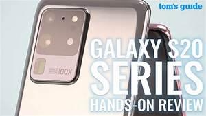 Galaxy S20 Hands