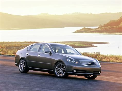 2005 Infiniti M45 Sport Related Infomationspecifications