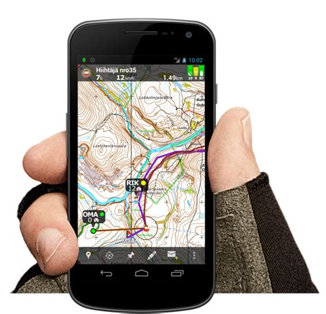 tracker for android the ultimate and outdoor app