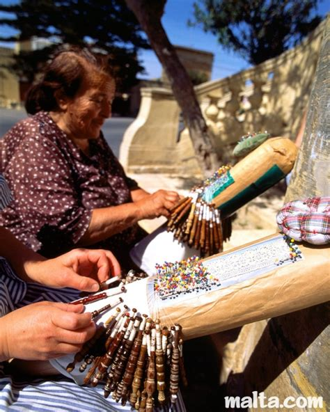 gozo lace day april