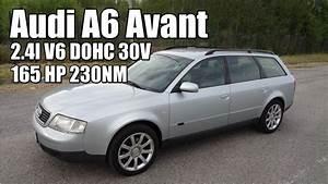1999 Audi A6 2 4 Interior In Depth Review