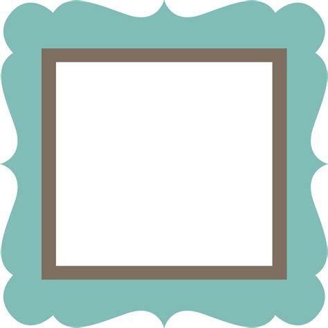 Picture Frame Clipart Frame Clip Button Borders Clipart Panda Free