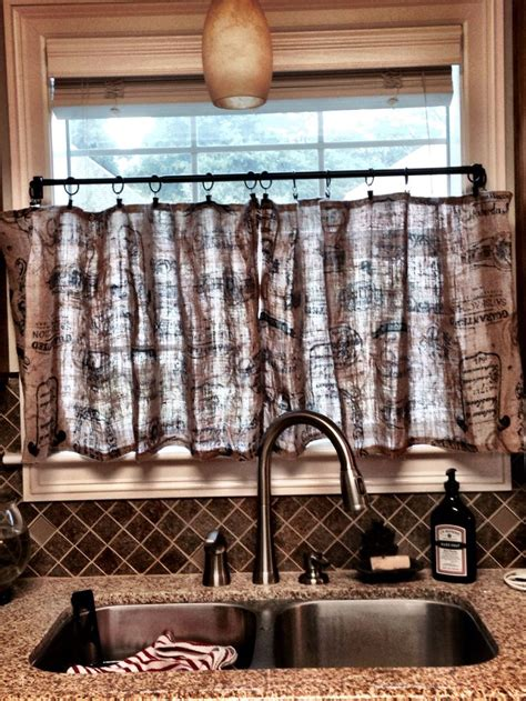 country kitchen cafe curtains pin by barousse on decor