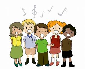 Children singing clipart - Cliparting.com