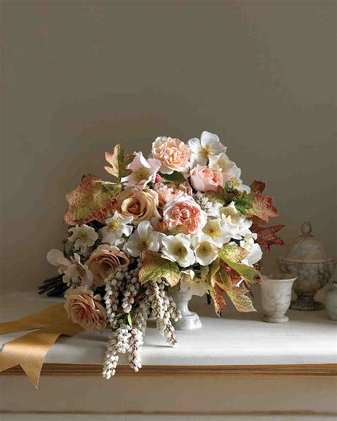 classic wedding floral arrangements martha stewart weddings