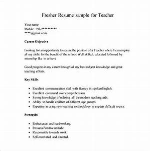 14 resume templates for freshers pdf doc free With job resume format pdf download free