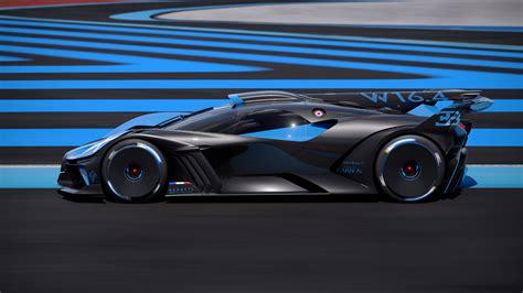 Paris france 1st feb 2020 bugatti la voiture noire the. 2020 Bugatti Bolide Concept Wallpapers   Supercars.net