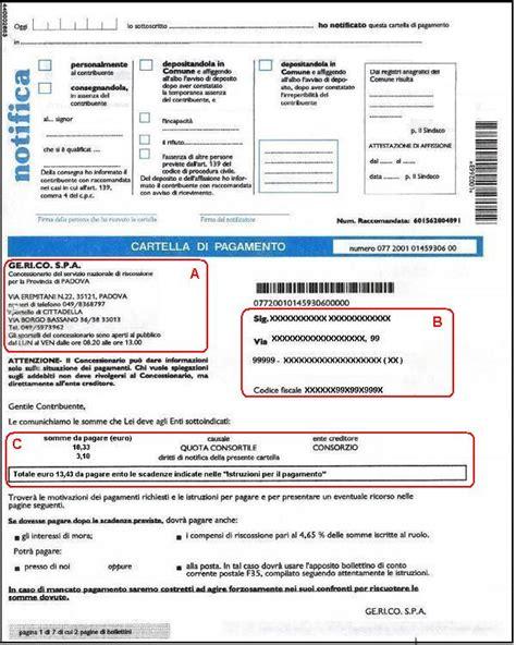 Equitalia Gerit Spa Sede Legale by Cartelle Esattoriali A Rate Fiscaleweb