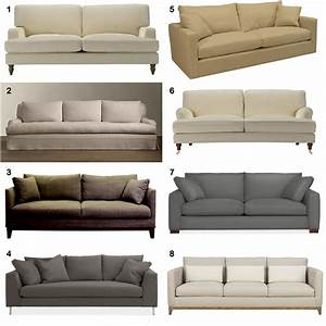 Comfy couches on a budget my strange family for Sectional sofas on a budget