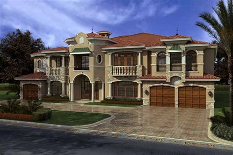 luxury home   bdrms  sq ft house plan