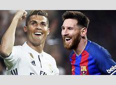 Cristiano Ronaldo v Lionel Messi Awards, goals and stats
