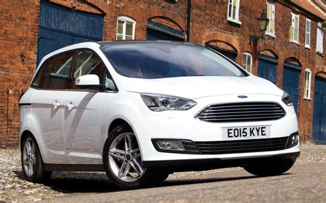 Ford Car : Ford Grand C-max Review