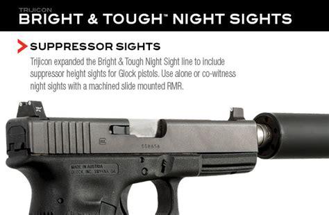 Trijicon Bright & Tough™ Night Sights