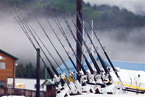 types  fishing rods  flannel fishermen
