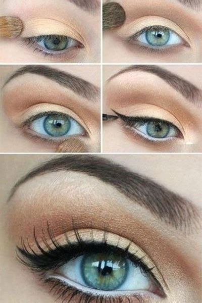 10 Easy & Simple Summer Makeup Tutorials For Beginners