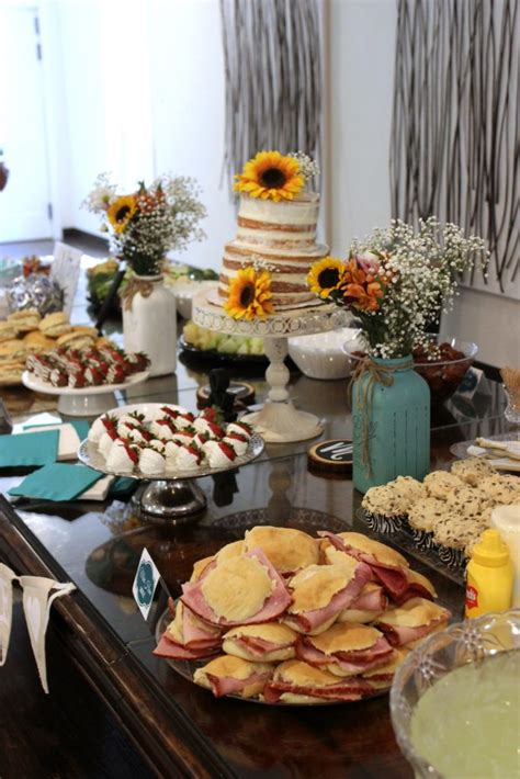 How To Throw A Rustic Country Bridal Shower Big Bears Wife