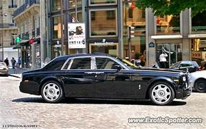 Rolls Royce France : rolls royce phantom spotted in paris france on 07 08 2013 ~ Gottalentnigeria.com Avis de Voitures