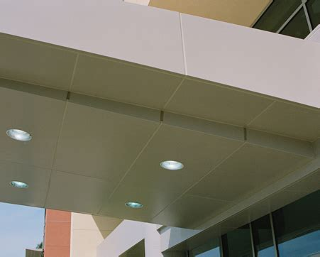 crl architectural metals soffit panels
