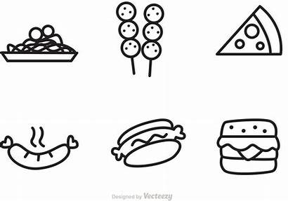 Icons Vector Outlined Vectors Clipart Vecteezy