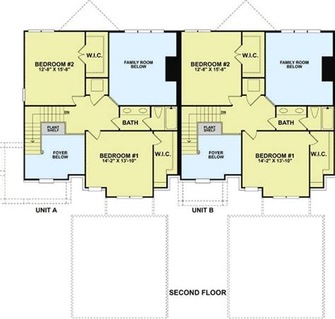 townhouse floor plans with garage 279 best images about town homes on house plans for m and boston massachusetts