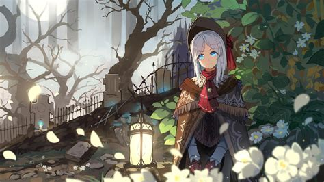 Find the best bloodborne wallpapers on wallpapertag. Wallpaper de Bloodborne - Doll Art - 1920×1080 | Select Game