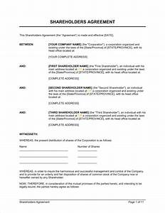buyout agreements sometimes called designed fausse couche With shareholder buyout agreement template
