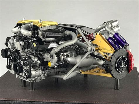 Frontiart 1/6 Scale Pagani Huayra Engine