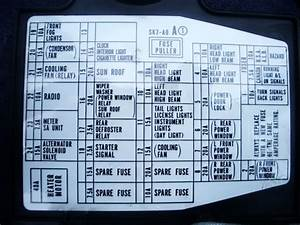 90 Integra Fuse Box Diagram