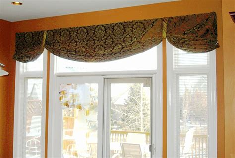simple diy swag valance patterns