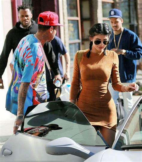 Kylie Jenner flaunts her new car worth USD 320,000 ...