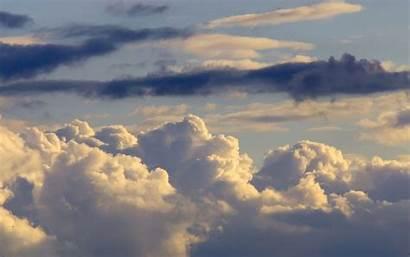 Clouds Desktop Aesthetic Backgrounds Sky Wallpapers Cloud