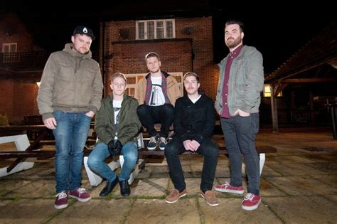 Birmingham Band The Catharsis Forced To Cancel Tour After