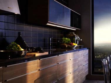 Cuisine Noire les modu00e8les top du00e9co chic Ikea | Deco-Cool