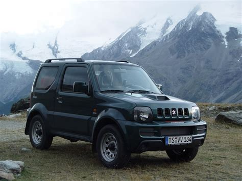 suzuki jimny qotd would you buy a new suzuki jimny