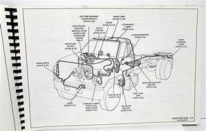1991 Gmc Electrical Wiring Diagram Service Manual Top Kick