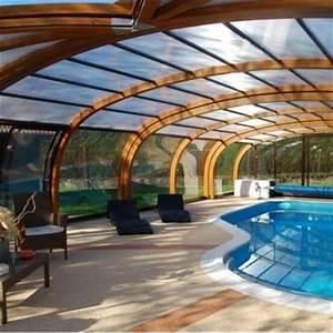 Abri Haut Piscine : prix abri de piscine ooreka ~ Premium-room.com Idées de Décoration