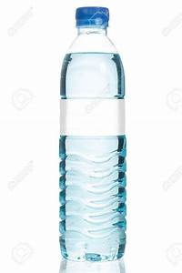 comparing mass in a water bottle clipart - Clipground