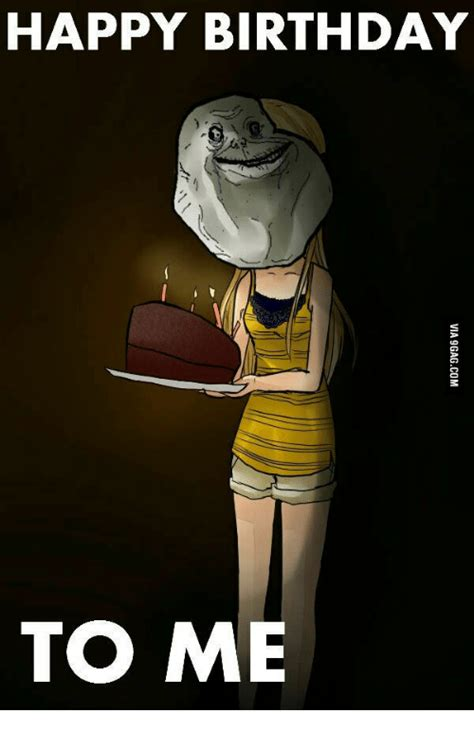Happy Birthday To Me Meme - happy birthday to me via ggagcom happy birthday to me meme on sizzle