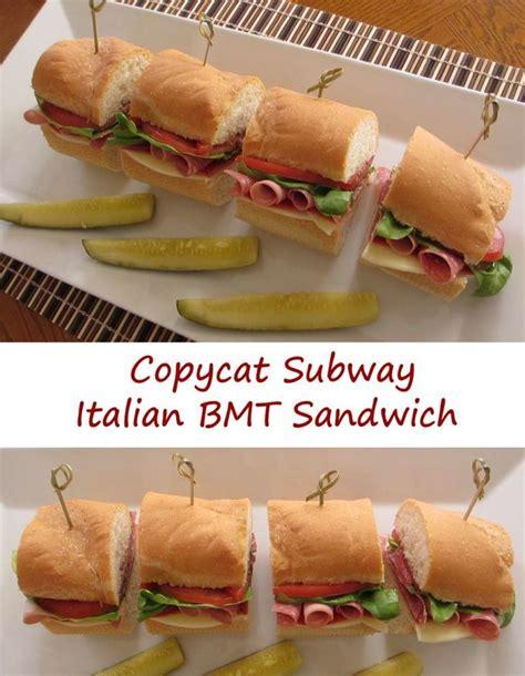 Subway Best Sandwich Best 25 Subway Sandwich Ideas On Pinterest Healthy