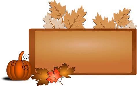 foliage pumpkin leaves  vector graphic  pixabay