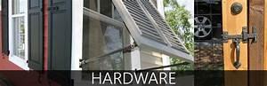 Exterior Shutter Hardware Larson Shutter Hardware