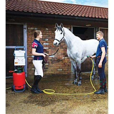 equine shower eccotemp l5 portable tankless gas water equine