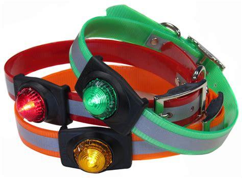light for collar lcs hi vis safety collar light combo o ring